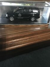 Spark S0854  1/43 2004 Dodge Durango Resin Model Car U.S. Marshal Black New