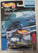 MICHAEL WALTRIP 2000 HOT WHEELS RACING #7 NATIONS RENT NASCAR DIECAST HYDROPLANE
