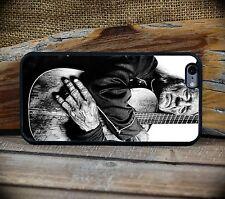 Modern Willie Nelson B&W Guitar Photo - iPhone 6 or 6S+ custom case