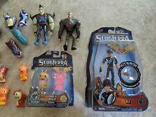 SLUGTERRA ELI KORD EL DIABOLOS 4 inch Action Figure Slugs HUGE LOT
