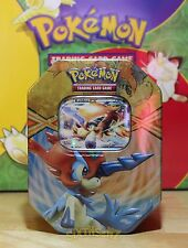 Black & White Keldeo EX Tin 2013 - 4x Booster Packs, Code Card, EX Promo New