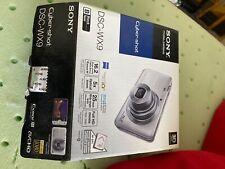 Sony Cyber-shot DSC-WX9 16.2MP Digital Camera - Black