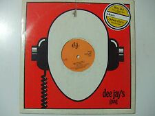 Debbie Harry / Billy Idol – AB Mix - Disco Mix 45 Giri PROMO Vinile ITALIA 1987