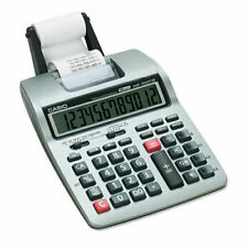 *NEW* Casio HR-100TM Plus 2-Color Printing Calculator (Receipt Paper Included)