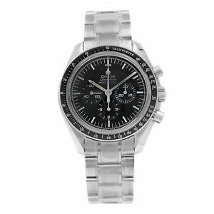 Omega Speedmaster Moonwatch Steel Black Dial HandWind Watch 311.30.42.30.01.005