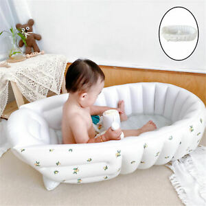 Inflatable Bathtub Clean Practical Easy to use