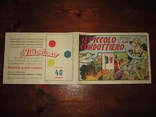 """ALBI """"AVE"""" N°26 DEL 12 APRILE 1941 IL PICCOLO CONDOTTIERO G.VITELLI"""