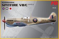 Pm Model 1/72 Supermarine Spitfire Mk. vb/C tropical # 101