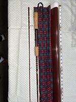 Fenwick FS61 2-Piece 6' Spinning Rod, Tube And Sock. Post '81, USA, Perfect