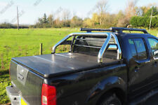 To Fit Nissan Navara D40 Stainless Steel Hawk Roll Bar Fits with Tonneau Covers