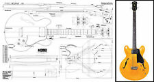 Gibson EB-2® 335® Style Bass Plan