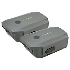 2 Pcs 11.4v 3830mah Intelligent Flight Lipo Battery for DJI Mavic Pro