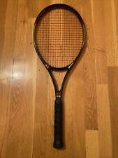 DUNLOP Pro Pulsar CLASSIC Pro 95 V.C.S. Tennis Racquet Racket 4 1/4