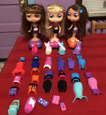 Diva Starz Interactive Talk & Sing Doll  Lot of 3 Plus Clothes & Accessories