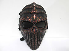 Desert Corps Dc-07 Spine Tickler Airsoft Mask - Red Bronze [Eh-D]