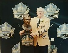 Ron Wolf Hand Autographed 11X14 Signed Green Bay Packers Photo