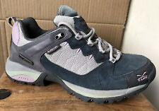 Ladies HI-TEC Fast Hike II V-Lite Waterproof Walking Shoes - 4.5 (37.5) NEW