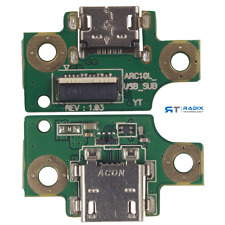GENUINE TOSHIBA EXCITE AT10-A MICRO USB CHARGING PORT FLEX BOARD H000059000 E70