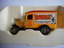 "Lledo Days Gone DG021055 Chevrolet Van ""The Dandy"" + Box"
