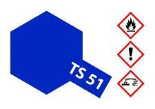 (8,23€/100ml) Tamiya TS-51 Racing Blau (Tf) glaenze 300085051