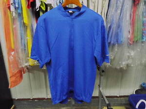 New Blue Canari Short Sleeve Jersey...Men's XX-Large (2nd Quality)