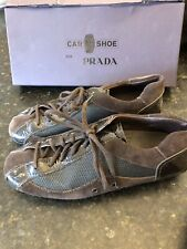 Ladies Prada Trainers Size 37.5
