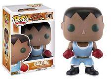 Street Fighter Balrog Officially Licenced Funko Pop Vinyl 141 Figure