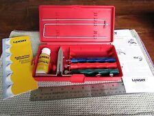 Lansky Knife and Tool Sharpener Guide Stone Kit Lot