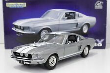 EXACT DETAIL SHELBY G.T. 350 1967 1:18 LIMITED EDITION WITH CERTIFICATE