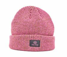 Navitas Pink Marl Beanie Hat - NTCA4330 NEW Carp Fishing