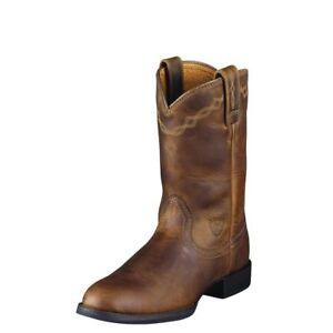 Ariat Ladies Heritage Roper- 10000797 - Sizes 5.5 to 11- RRP $249.95 NOW $205