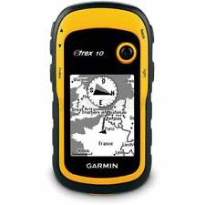 Garmin eTrex 10 Worldwide Handheld GPS Navigator - 010-00970-00 Brand New USA