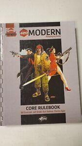 D20 Modern RPG Core Rulebook Hardcover