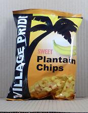 75gr. Sweet Plantain Chips/ süsse Bananenchips von Village Pride, Jamaika