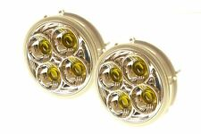 DRL 4 LED Set for Scania R and 4 series - Yellow