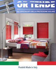 Tenda Veneziana da 15 mm per Finestre SU MISURA in Alluminio per casa ufficio