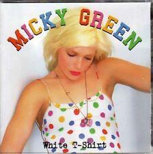 MICKY GREEN - WHITE T-SHIRT NEW CD
