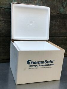 15.5x13.5x12 ThermoSafe Insulated Shipper Styrofoam Shipping box 15044026