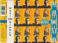 "C+C MUSIC FACTORY ""Things That Make You Go Hmmm..."" (CD-Single 1991) 3-Track VG"
