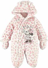 Faux Fur Girls' Coats, Jackets and Snowsuits 0-24 Months
