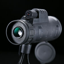 Day & Night Vision Optische HD Jagd Camping Wandern Monocular