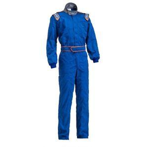 SPARCO Mechaniker-Overall MX5 / blau / Gr. M + L