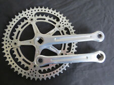 CAMPAGNOLO 170 DRILLIUM NUEVO RECORD CRANK SET ROAD VINTAGE BICYCLE