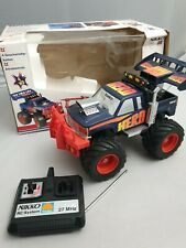 1:18 Nikko Tronico Hero Pick-Up Truck RC R/C Radio Control unbenutzt Ovp Vintage