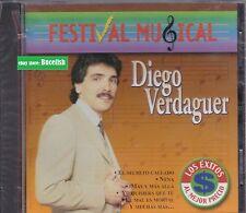Diego Verdaguer Festival Musical CD New Nuevo sealed