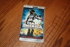 Team America (UMD, 2005, Widescreen) UMD Videos for PSP Brand new