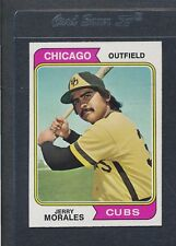1974 Topps #258 Jerry Morales Cubs NM/MT *2043