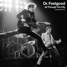 DR FEELGOOD ALL THROUGH THE CITY 3CD/DVD SET (2012)