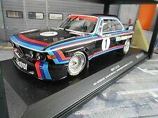 BMW 3.0 CSL DRM Norisring 1974 #1 Stuck Castrol Works Winner NEU Minichamps 1:18