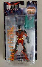 Firewall Robin Figure Batman Beyond NEW Hasbro Anti-Virus Blaster 64396